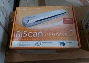 Scanner portatile USB per computer IRIScan express2