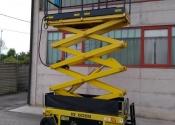Piattaforma aerea verticale semovente Iteco