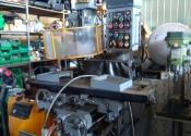 Fresa metalmeccanica visualizzata 110x20 Supermax