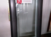 2 finestre da tetto 140x74cm nuove in PVC