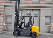 Muletto OM XD30 Plus diesel 30q 4m seminuovo