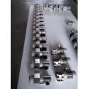 Lotto motore riduttore elettrico asincrono trifase Siemens nuovo, 57 pezzi