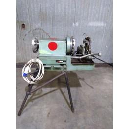 Filiera elettrica per tubi idraulici con pompetta olio