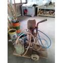 Pompa da vernice per verniciatura legno