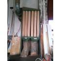 Impianto aspirante da falegnameria Felder 7.5HP