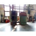 Caldaia industriale a legna policombustibile 340Mcal