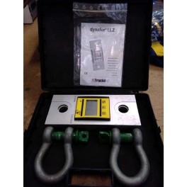 Bilancia dinamometro pesa da paranco carroponte Tractel 6,4t