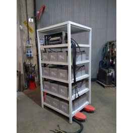 Batteria FIAMM agm al piombo per ups od impianto ad isola