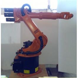 Robot antropomorfo KUKA KR16 L6 2007 per saldatura