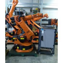 Robot antropomorfo KUKA KR140 comp 2006 edizione 5