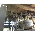 Impianto industriale per produzione mattoni in cemento