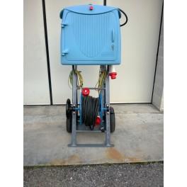 Quadro elettrico Coelin su carrello mobile